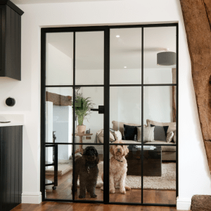Mix and Match<br>Single Door & Screen
