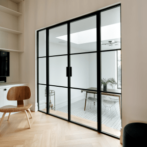 Mix and Match<br>Double Door & Screen